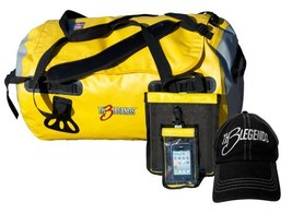 Th3LEGENDS Water Proof Gear Bag Value Pack, Yellow, One Size - $2.478,66 MXN