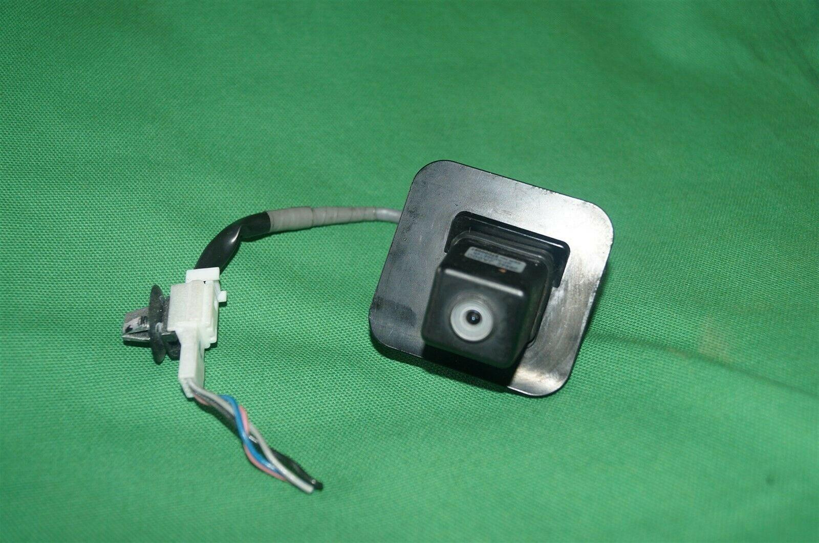 10-12 Nissan Altima Rear Trunk Backup Reverse Camera 28442-JA000