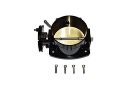 A-Team Performance 4-Bolt Throttle Body Drive By Cable Compatible with Chevy Che image 1