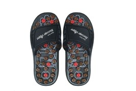 New Acupuncture Acupressure Massage Sandals Slippers Foot Massager Relax... - $924.09