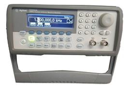Agilent 33220A Function / Arbitrary Waveform Generator, 20 MHz - $1,050.00