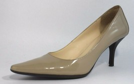 Calvin Klein Dolly women's heel classic shoes taupe size 8M - $27.62