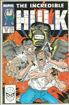 The Incredible Hulk #353 Marvel Comics 1989 David/Purves/Austin Transformation C - $9.95