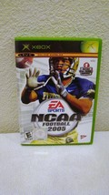 2004 XBox EA Sports NCAA Football 2005 Rated E for Everyone Video Game - $3.36