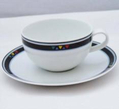 Studio Nova Star Ship Y0102 Cup & Saucer - $12.99