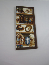 JW Field Ministry Tract Holder Horse Print - $15.00