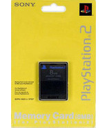 Sony Brand PS2 Memory Card Great Condition Fast Shipping - $6.93
