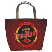 True Blood Logo  Bucket bag/Handbag/purse (2 side) - $27.00