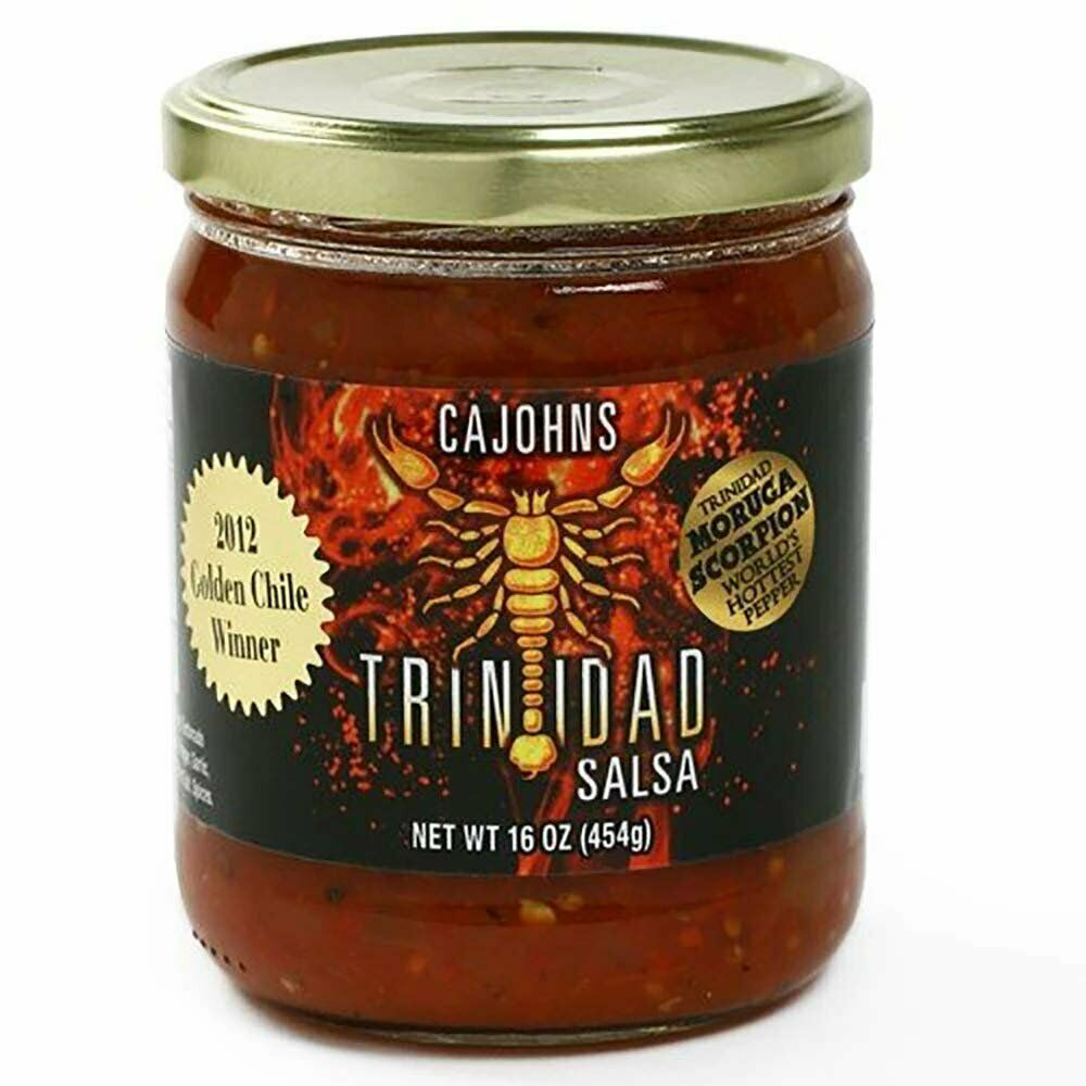 Primary image for Trinidad Moruga Scorpion Salsa (16 ounce)