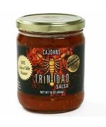 Trinidad Moruga Scorpion Salsa (16 ounce) - $19.22