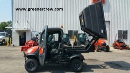 Refuse Box 2.0 Parks & Recreation Toro, Cushman and Pro Gator - $7,425.00