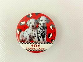 Disney 101 Dalmatians Puppy Pinback Button TV Movie - $9.89