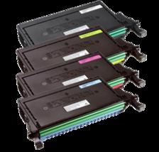 DELL-Compatible 2145CN High Yield Laser Toner Cartridge Set Black Cyan Yellow Ma - $399.00