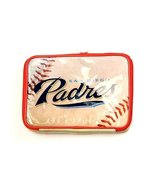 SAN DIEGO PADRES LUNCH BOX BAG MLB LUNCHBOX MLB BASEBALL NEW - $10.14