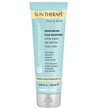 Pharmagel Sun Therape Face & Body Moisturizer, 4.25oz