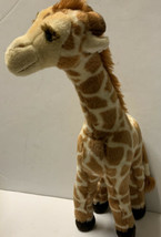 "Toys R Us Geoffrey Giraffe Poseable Large 19"" Plush Stuffed Toy 2002 - $29.42"