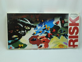 Risk Board Game 1975 Parker Brothers World Conquest 100% Complete Near Mint - $28.68