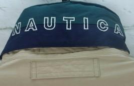 Vintage Nautica Windbreaker Jacket 90's Beige w/ Tags & Keychain Men's X... - $122.39