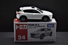 Takara Tomy Tomica Mazda CX-5 (Special First Edition) Scale 1.66 Diecast... - $18.00