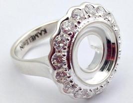 Authentic Kameleon Scalloped Ring Sterling Silver, KR-5 Kr005, Size 5 New - $56.99