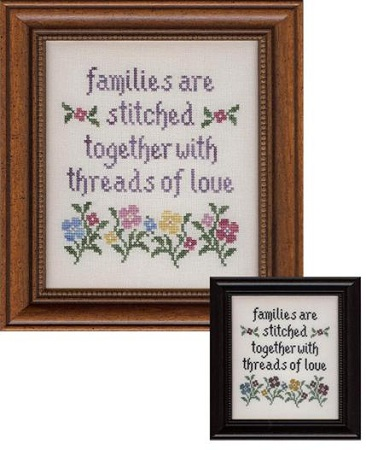 Primary image for Threads Of Love MBT080 cross stitch chart My Big Toe Designs