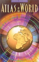 Atlas of the World...Author: Keith Lye (used paperback) - $12.00