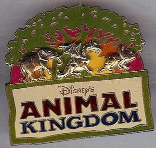 Disney Animal Kingdom The Tree Of Life pin/pins
