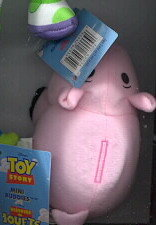 DISNEY Toy Story Ham the Pig Beanie Baby