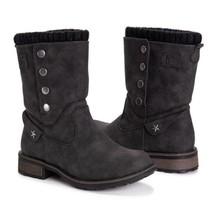 Muk Luks Crumpet Boots, Sz 7 - $47.52
