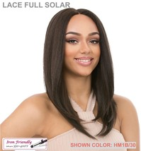 IT'S A WIG SYNTHETIC HAIR WIG FULL LACE ' SOLAR ' IRON FRIENDLY 350 F
