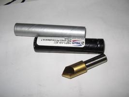 "Melin, 1/2"" M42 Single Flute Countersink, TIN Cobalt - $26.99"