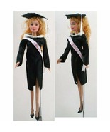 2021 Graduation Barbra Fashion Doll In Cap And Gown - $12.99