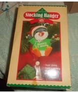 1980 Shirt Tales Penguin Stocking Hanger Christmas Hallmark Collectible ... - $18.99