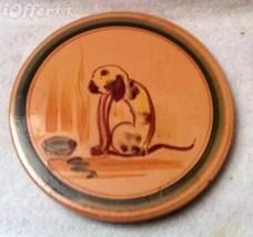 SCANDINAVIAN (FINNISH) MODERN-KUPITTAAN SAVI OY DOG PLAQUE / TRIVET   6 ... - $42.45