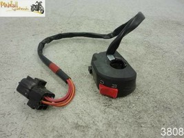 05 Ducati Supersport 800SS 800 SS RIGHT HANDLEBAR CONTROL SWITCH - $28.95