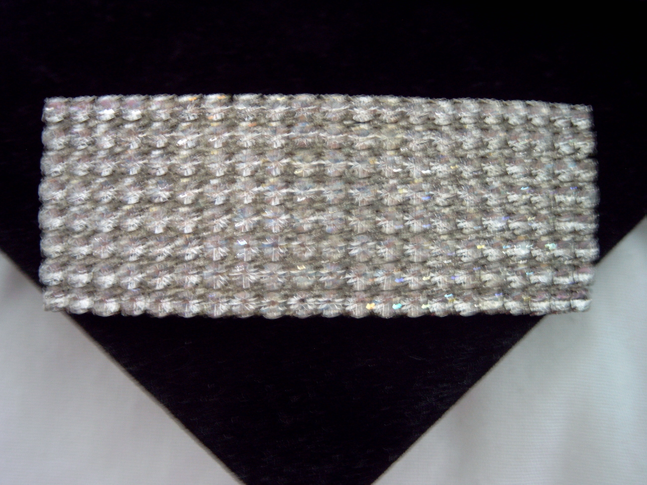 LARGE IMMITATION DIAMOND FASHIONABLE HAIR CLIP Bonanza
