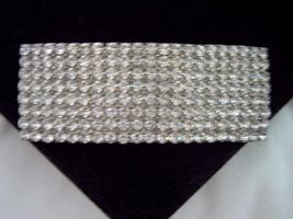 LARGE IMMITATION DIAMOND FASHIONABLE HAIR CLIP - €44,76 EUR