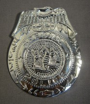 SPECIAL POLICE BADGE COSTUME ACCESSORY NEW - $1.37