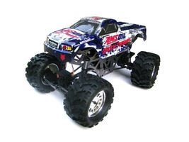 REDCAT RACING AMSOIL GROUND POUNDER 4X4 MONSTER TRUCK 4 WHEEL STEERING 2... - $239.99
