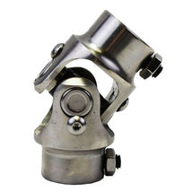 "Stainless Steel Yokes Steering Shaft Universal U-Joint 3/4"" 30 Spline To 3/4"" DD image 5"