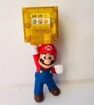Nintendo Super Mario Block Punching Power Up Figure - $8.90