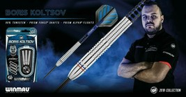 Winmau Boris Koltsov 21g Steel Tip Darts - $59.99