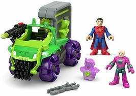 Imaginext Fisher-Price DC Super Friends Lex Corp. Hauler - $36.52