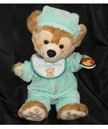 New MY FIRST DISNEY BEAR Hidden Mickey PJs Baby Bib Pre Duffy Teddy Brow... - $92.06