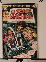Marvel Classics Comics #2 - The Time Machine (1976, Marvel) - $2.99