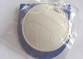 3D Volleyball Bag Tag - 3pc/pack - $11.99