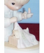 PM-831 Dawn's Early Light 1983 Precious Moments MEMBERS ONLY Figurine - $39.99