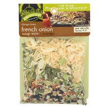 Frontier Soup Soup - Chicago Bistro French Onion - Case Of 8 - 4.75 Oz - $67.50