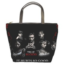 True Blood Photo  Bucket bag/Handbag/purse (2 side) - $27.00