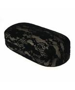 PASTL Sunglasses & Glasses Protective Hard Case Rectangular Lace Black - $9.85